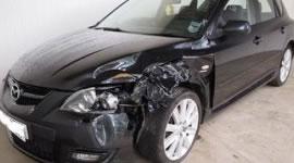 Autovehicul avariat