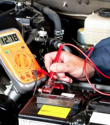 Reparatii electrice masina